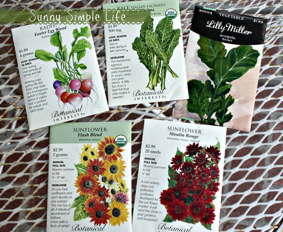 Sunny Simple Life Sunny Simple Life Fall Planting Guide